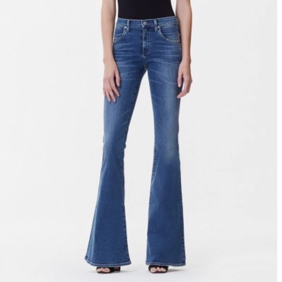 exquisite style wholesale price check out Citizen Of Humanity Flare Bottom Bell Bottom Jeans